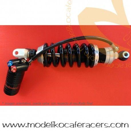 Monoamortiguador MAMBATEC Avanzada 4 Vias para BMW RnineT