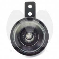 Bocina Negra, Universal, 100 dB, 12V 1.5A