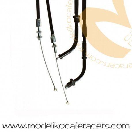Cable Acelerador Juego Superbike Prolongado VFR 750F RC36