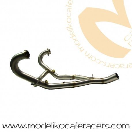 Colector de escape Racing GPR Exhaust para BMW RnineT