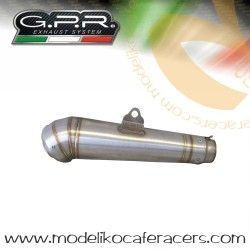 Escape FAST CAN GPR Exhaust Universal Homologado