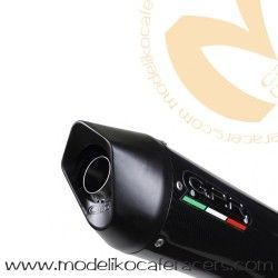 Escape FURORE GPR Exhaust para Honda CRF 1000L