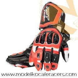 Guantes RST Tractech Evo Color Rojo Flúor