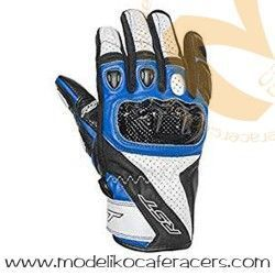 Guantes RST Stunt III Color Azul