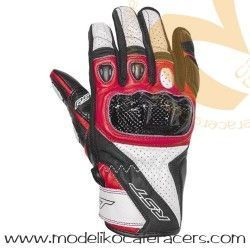 Guantes RST Stunt III Color Rojo