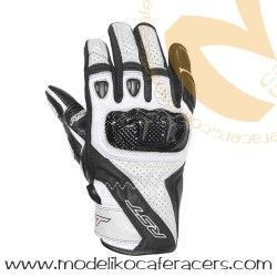 Guantes RST Stunt III Color Blanco