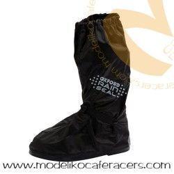 Cubre-Botas Oxford Impermeable Color Negro