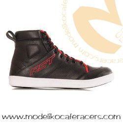 Botas RST Urban II Color Negro/Rojo