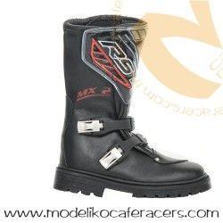 Botas de Niño RST Junior MX II Color Negro