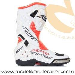 Botas RST Race Color Rojo Flúor