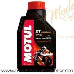 Aceite Sintético MOTUL 710 para 2 tiempos