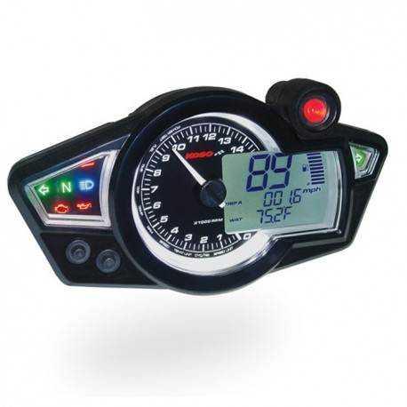 Marcador digital Koso DB01R
