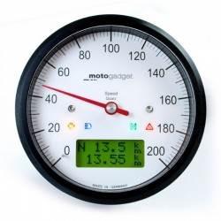 Velocimetro Motogadget Classic 200 km/h