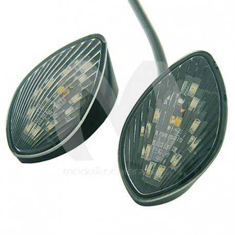 Juego Intermitentes para Carenado LED