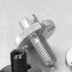 Tensor Cable Pro-Bolt M8 Aluminio Plata