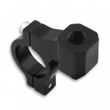 Abrazadera CNC, para retrovisor M8/125