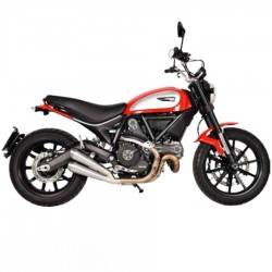 Escape SPARK Classic Double Slip On - Ducati Scrambler