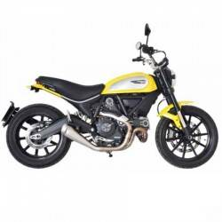 Escape SPARK 60s Slip On INOX - Ducati Scrambler