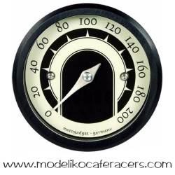 Velocimetro Motogadget MST Speedster 200 km/h
