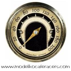 Velocimetro Motogadget MST Vintage 200 km/h