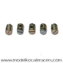 Prisioneros para Cables Atornillados 8.50x2.80 mm