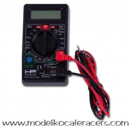 Multimeter Digital Basic