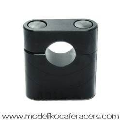 Torretas Negras 22 mm - Elevacion 30 mm alto