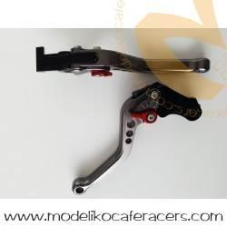 Juego Manetas CNC para Honda CBR 600 F