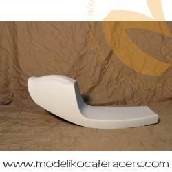 Colín Fibra de Vidrio Monoplaza Réplica Clásicas de Carreras