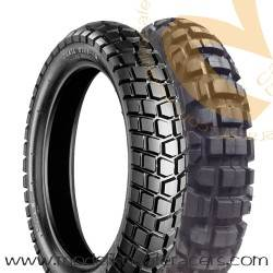 Juego de Neumáticos Mixtos Bridgestone TW para BMW K75