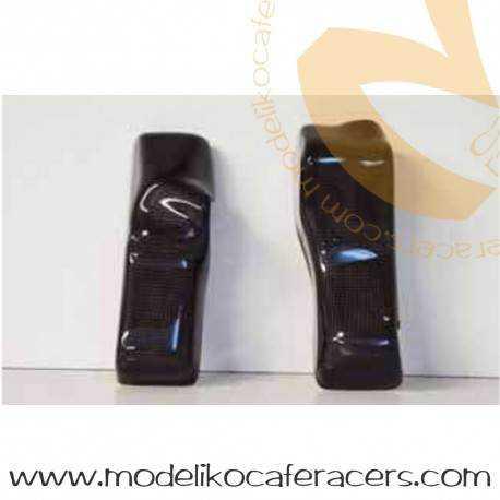 Tapas laterales Radiador en Fibra de Carbono para BMW K75-K100