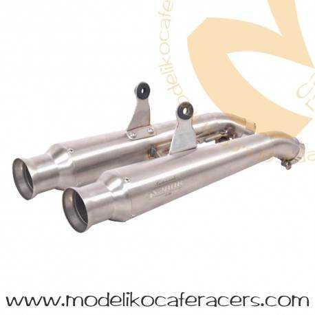 Escape SPARK SlipOn Double Trumpet BMW R100