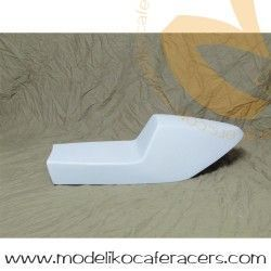 Colin Monoplaza Fibra de Vidrio Cafe Racer