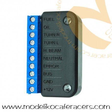 Motogadget Terminal Box A para Motoscope Pro
