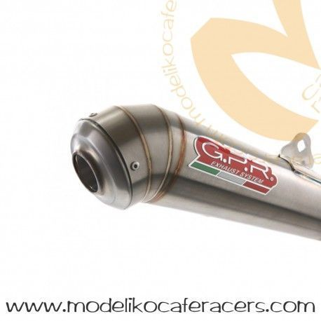 Escape FAST CAN POWERCONE GPR Exhaust para BMW RnineT