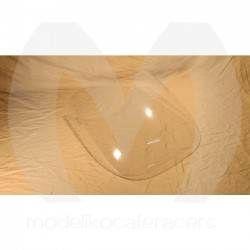 Pantalla Transparente para Carenado