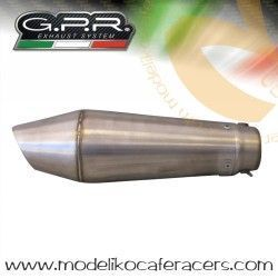 Escape POWER CROSS - GPR Exhaust Universal Homologado