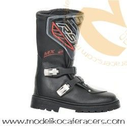 Botas de Niño RST Junior MX II Color Negro