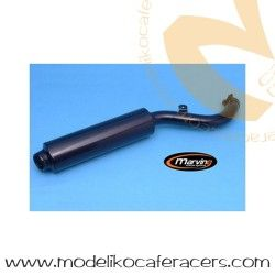 Cola de Escape MARVING para GILERA RC 600
