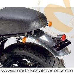 Guardabarros Trasero Aluminio pulido LSL 1000mm