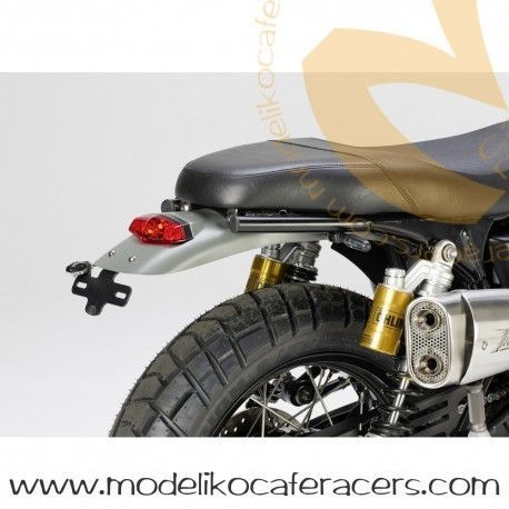 Guardabarros Trasero Universal Cafe Racer//Scrambler