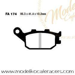 Pastillas de Freno Trasero EBC - Honda Bikes