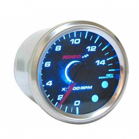 Cuenta RPM Universal Koso D48 GP Style 48mm