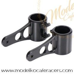 Kit de soporte para Faro Aluminio Negro