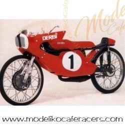 Carenado de Fibra de Vidrio Replica Derbi RAN