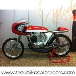 Deposito Fibra de Vidrio Largo Montesa GT
