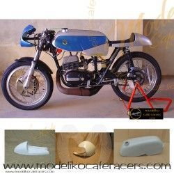 Kit Carroceria Replica Bultaco KIT AMERICA