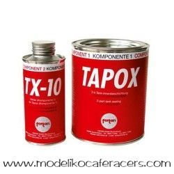 Sellador deposito Tapox 2K - 500 ml - endurecedor