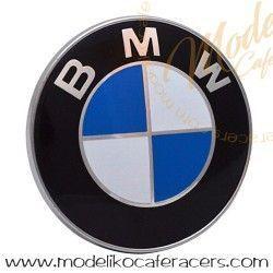 Emblema BMW Aluminio AutoAdhesivo 70mm