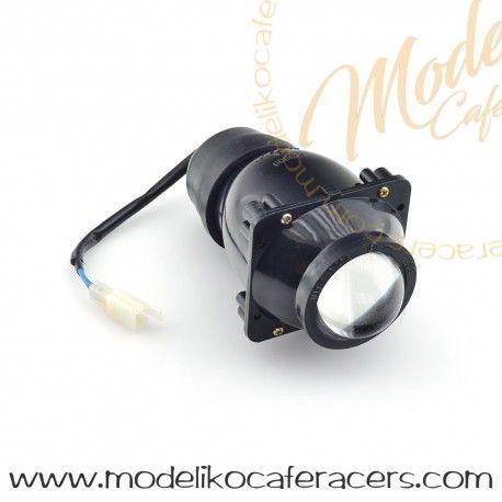 Faro Delantero Polielipsoidal Universal 49mm